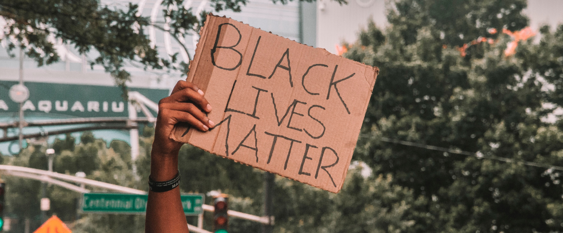 Black Lives Matter - Les vies des Noirs comptent